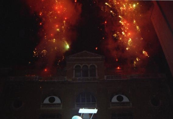 castell de focs