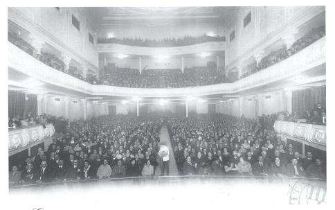 Teatre Kursaal 1927